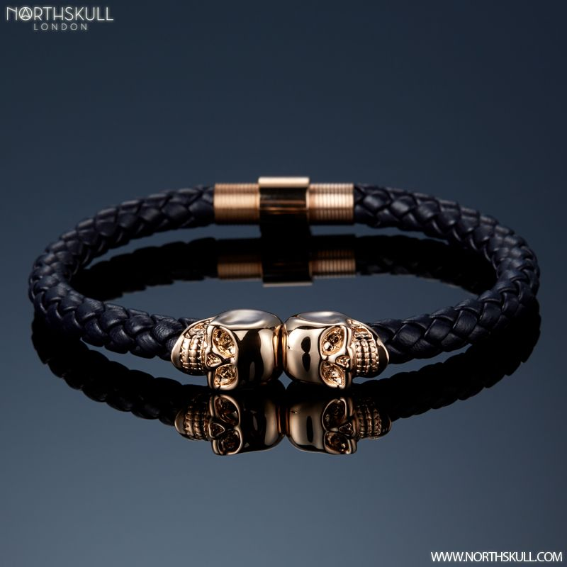 Pandora Mens Jewelry: Perfect For Both Formal & Casual Styles Our Sleek Navy