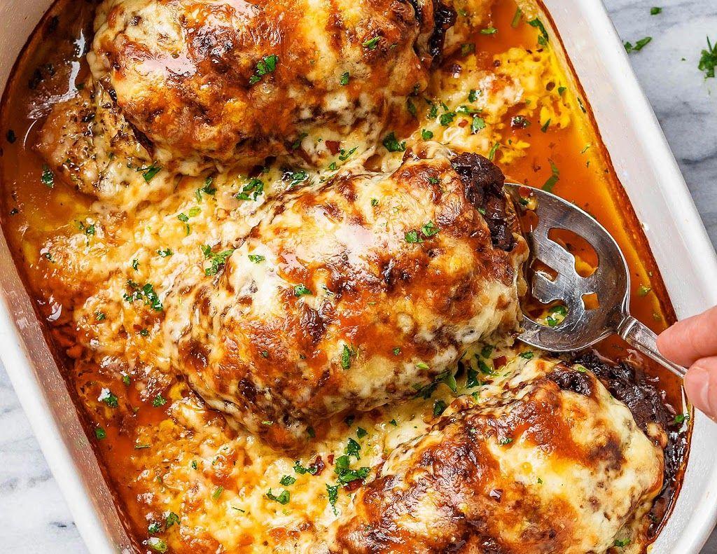 French Onion Chicken Casserole Recipe On Yummly Yummly Recipe Chicken Recipes Casserole Chicken Recipes Recipes
