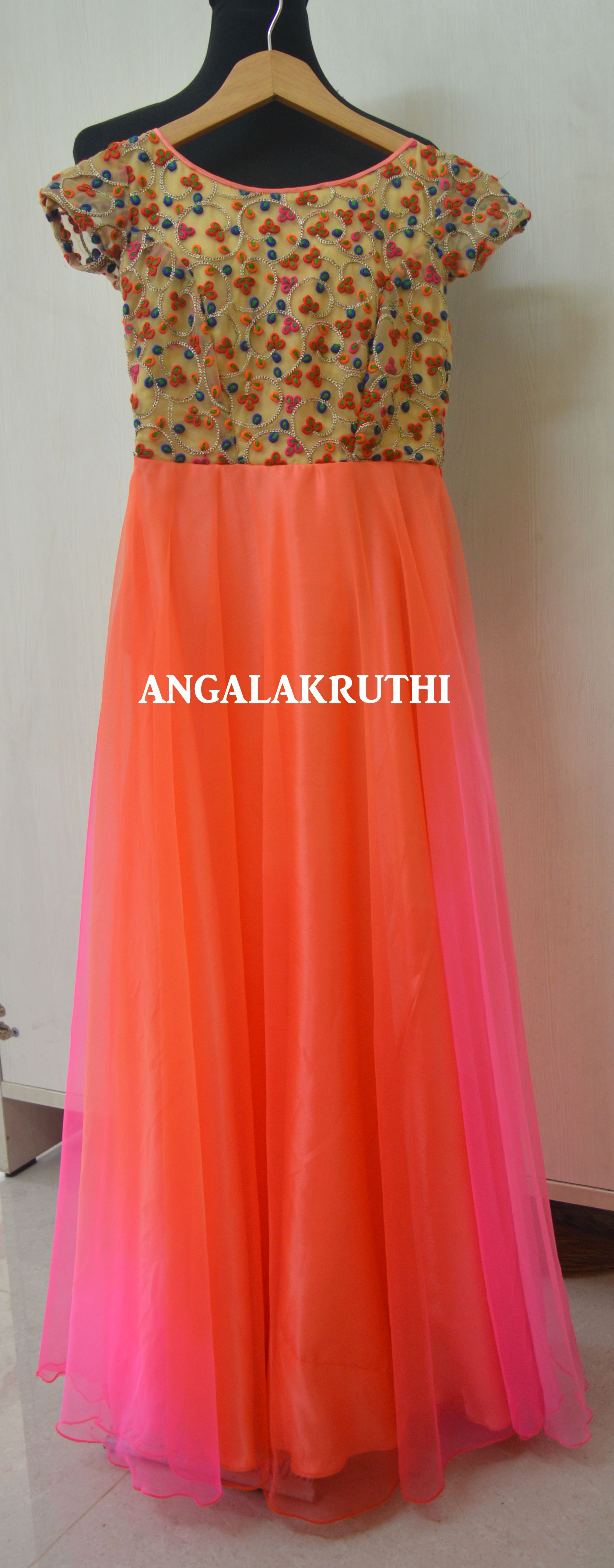 [ ! ] Long Gowns In Bangalore