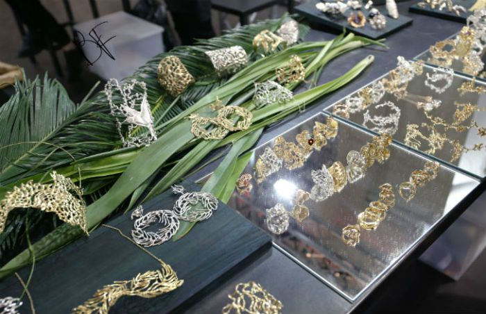 Contemporary Jewels @White Milan 2014