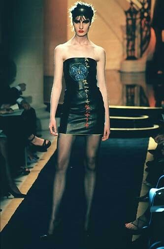 6f67ea2751e Versace - Haute Couture - Runway Collection - WomenFall   Winter 1997
