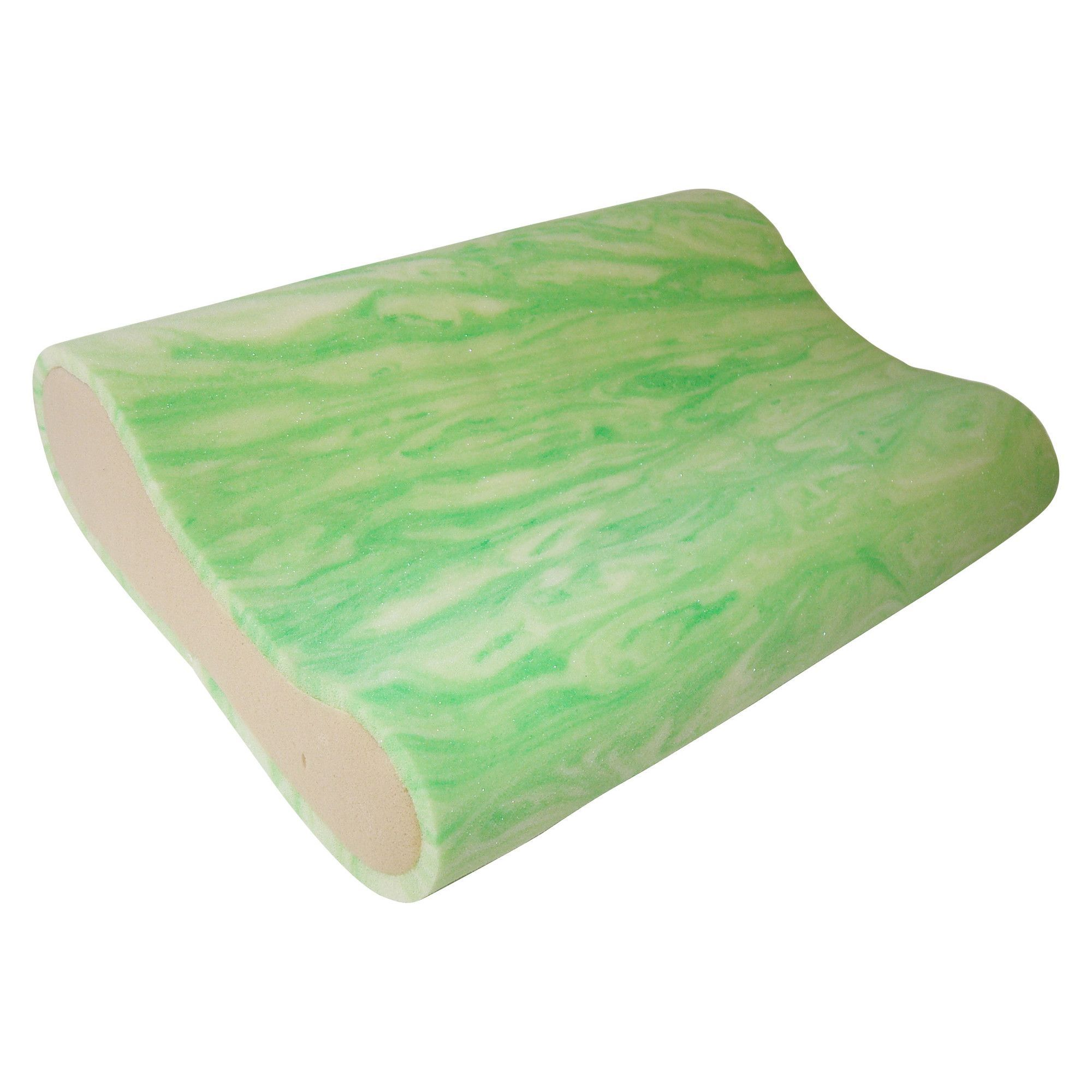 gel rayon from bamboo memory foam pillow contour pillow memory