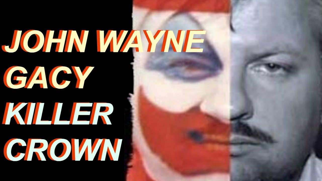 """JOHN WAYNE GACY"" ► Serial Killers - John Wayne Gacy (Killer Clown) - Do..."