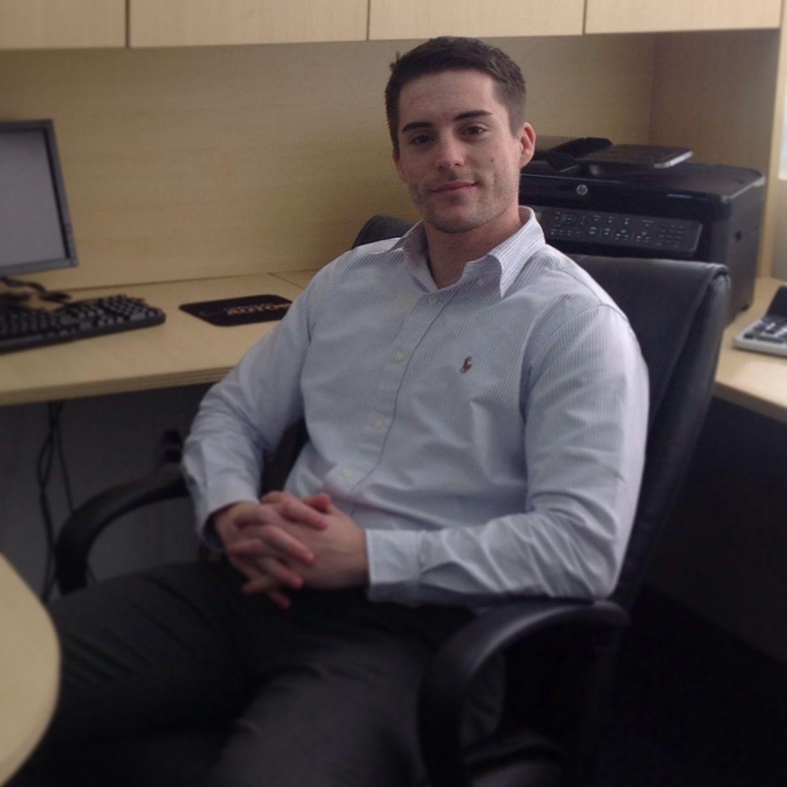 Tim Levin - Social Media Coordinator