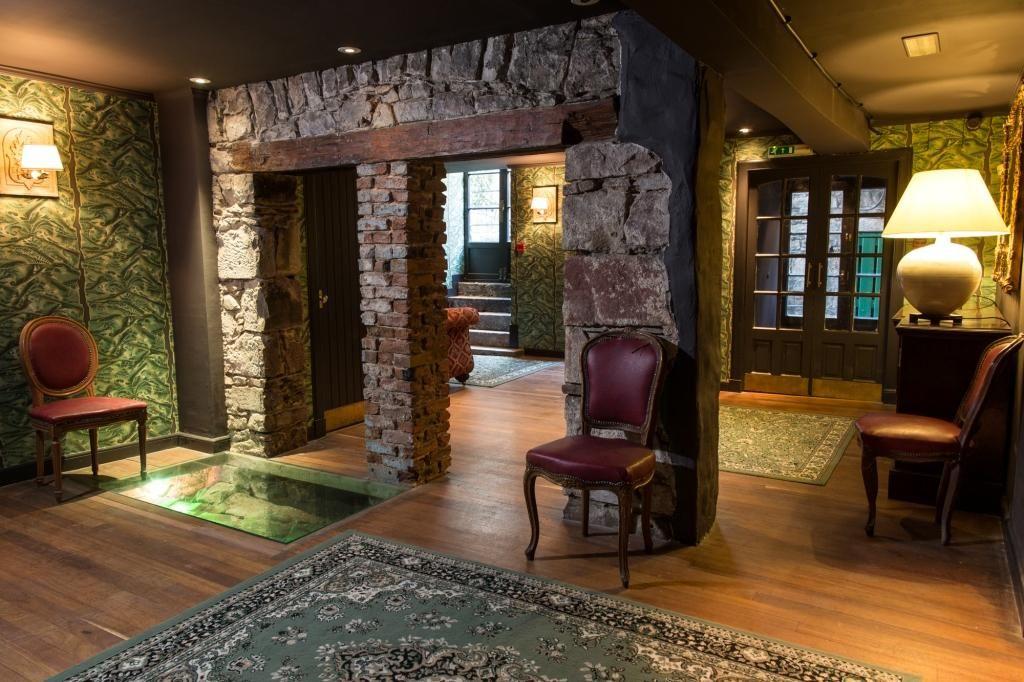 The Georgian Reception Area Marlins Wynd Pinterest Edinburgh
