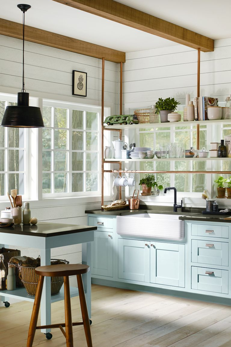 54 Clever Small Kitchen Ideas That Maximize Space In A Snap Kitchen Layout Kitchen Design Small Kitchen Interior