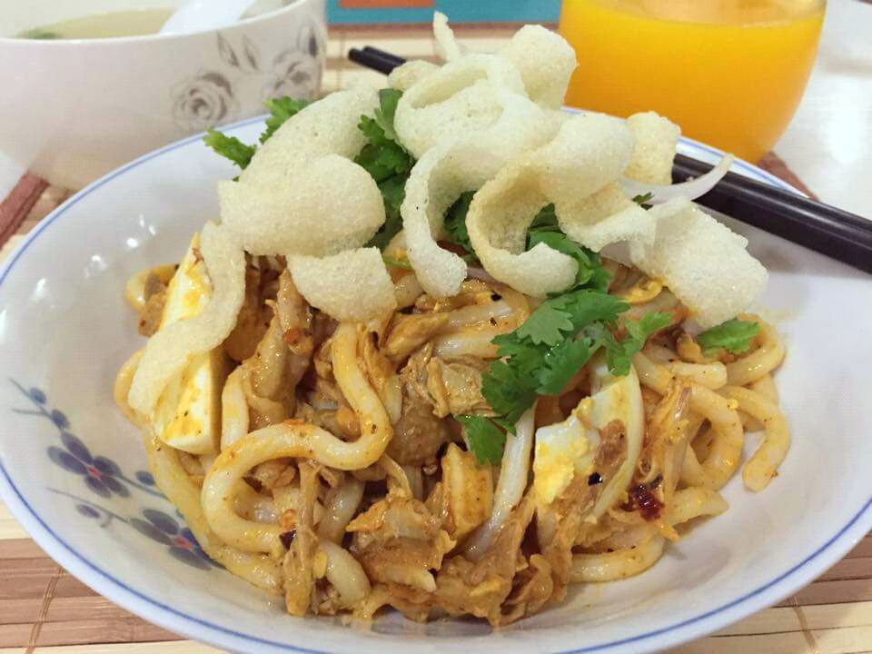 Pin on burmese foods