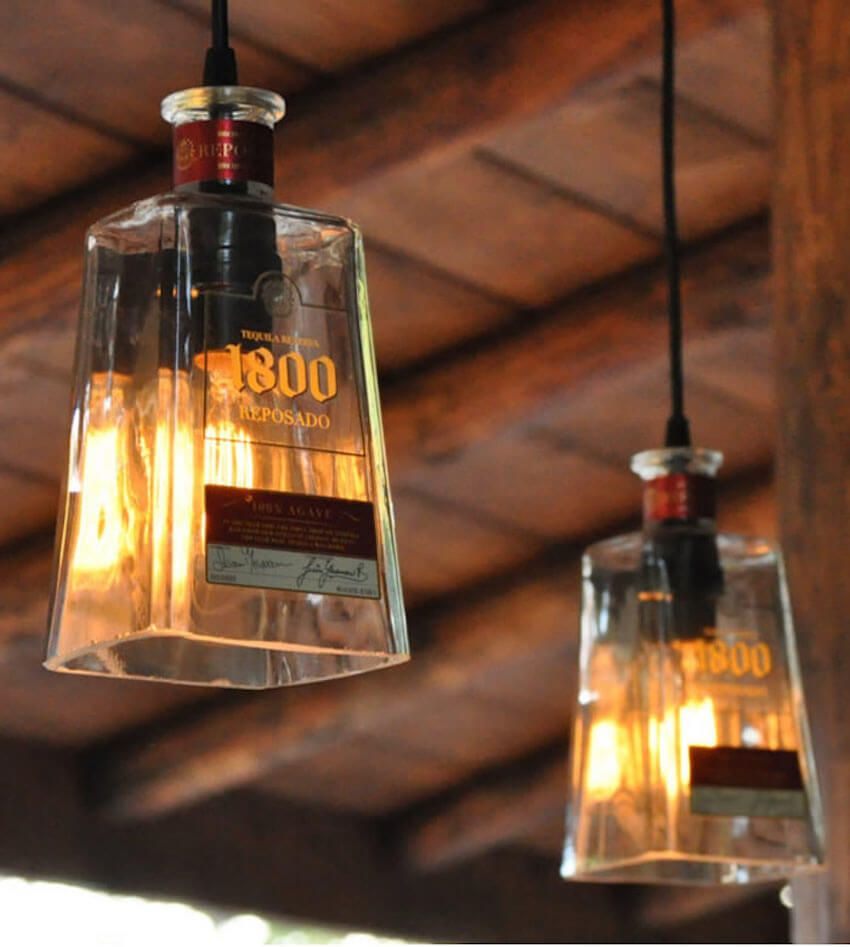 25 Creative Projects With Glass Bottles You Ll Love To Keep