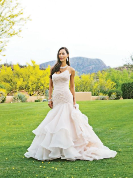 As seen in the latest Tucson Bride and Groom Magazine location: JW ...