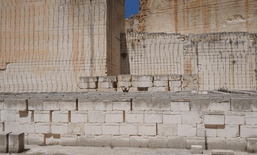Lithica Pedreres De S Hostal Ein Steinbruch Auf Menorca Als Tolles Ausflugsziel Menorca Ausflug Mallorca