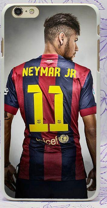 3542591f9 Neymar JR 11 Barcelona FC Barca Case Cover Shell Fundas Custodia Skin For  iPhone 4   4s   5   5s   5c   6   6plus   7  7 Plus For ...