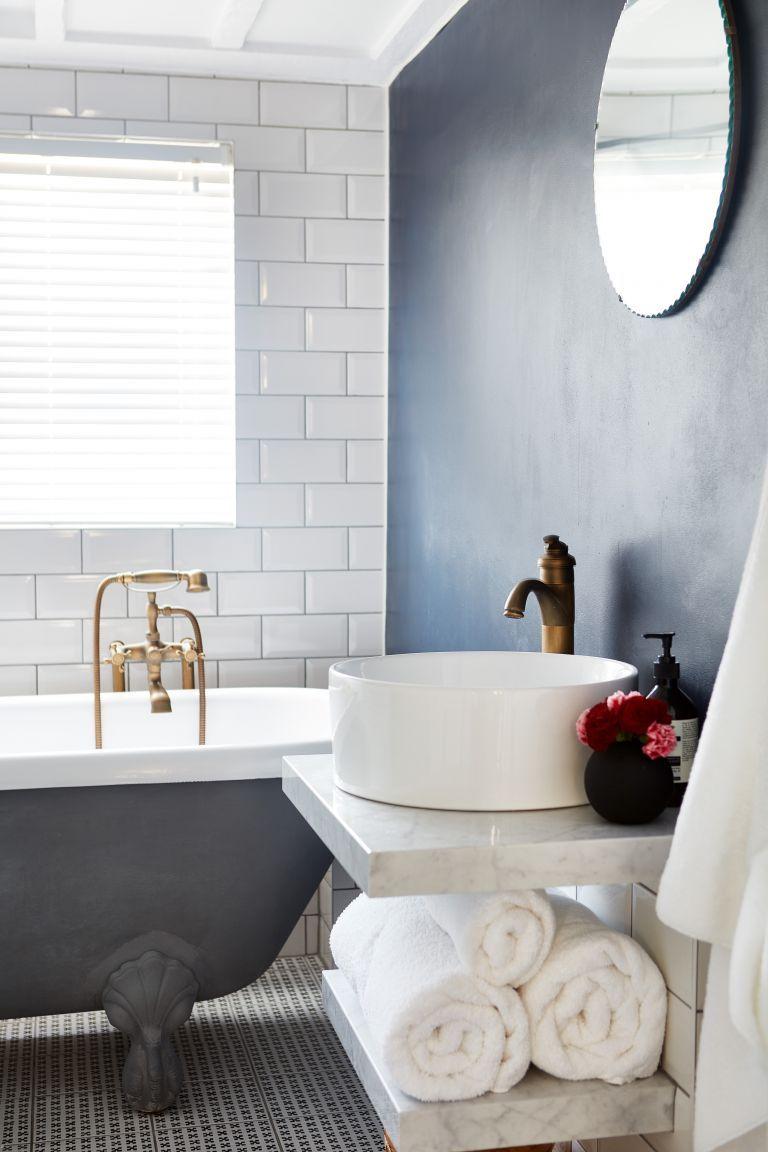 10 Ideas What Color Should I Paint My Bathroom Walls ...