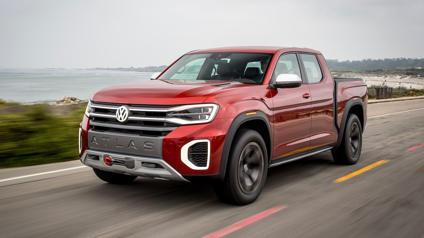 2021 VW Amarok Performance