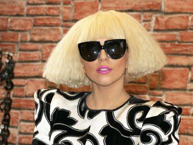 Lady Gaga Hair Hair Styles Short Hair With Layers