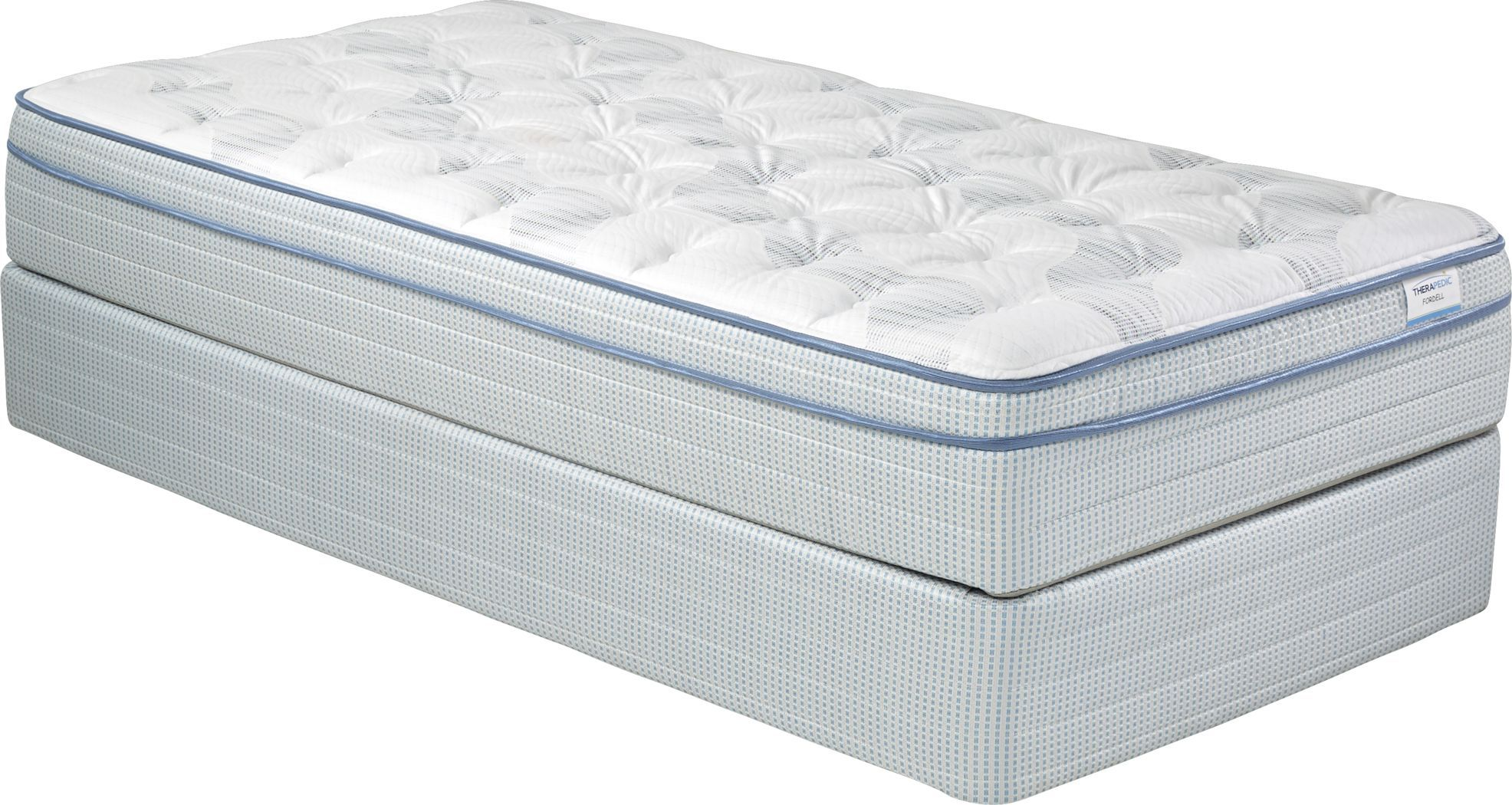 Therapedic Fordell Twin Mattress Set With Images Mattress Sets