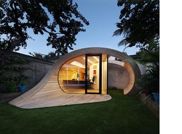 Platform architects shoffice architecture