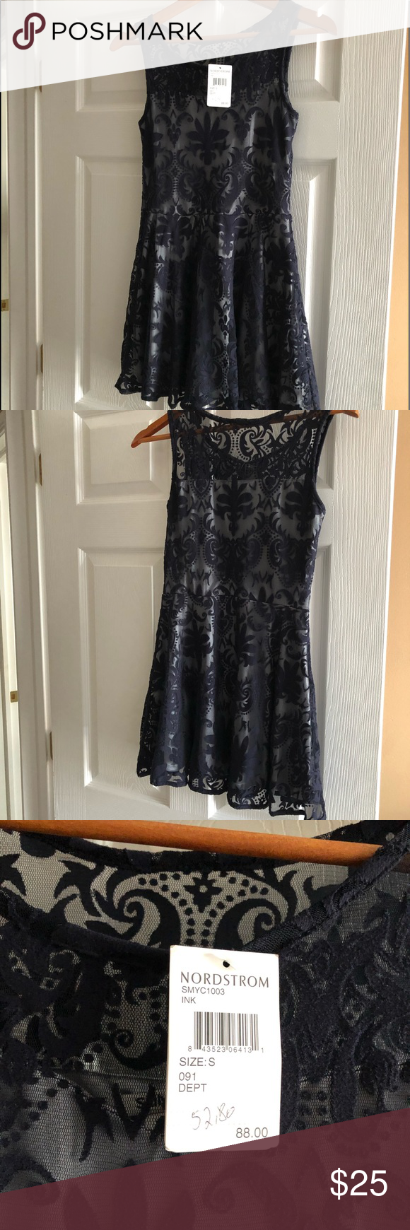 Sally Miller NWT  size S  lace dress. Sally Miller  lace dress size S  new , from Nordstrom  color ink ( very dark navy blue) original price was 88 and from sale 52.80 Sally Miller Dresses Mini #sallymiller Sally Miller NWT  size S  lace dress. Sally Miller  lace dress size S  new , from Nordstrom  color ink ( very dark navy blue) original price was 88 and from sale 52.80 Sally Miller Dresses Mini #sallymiller