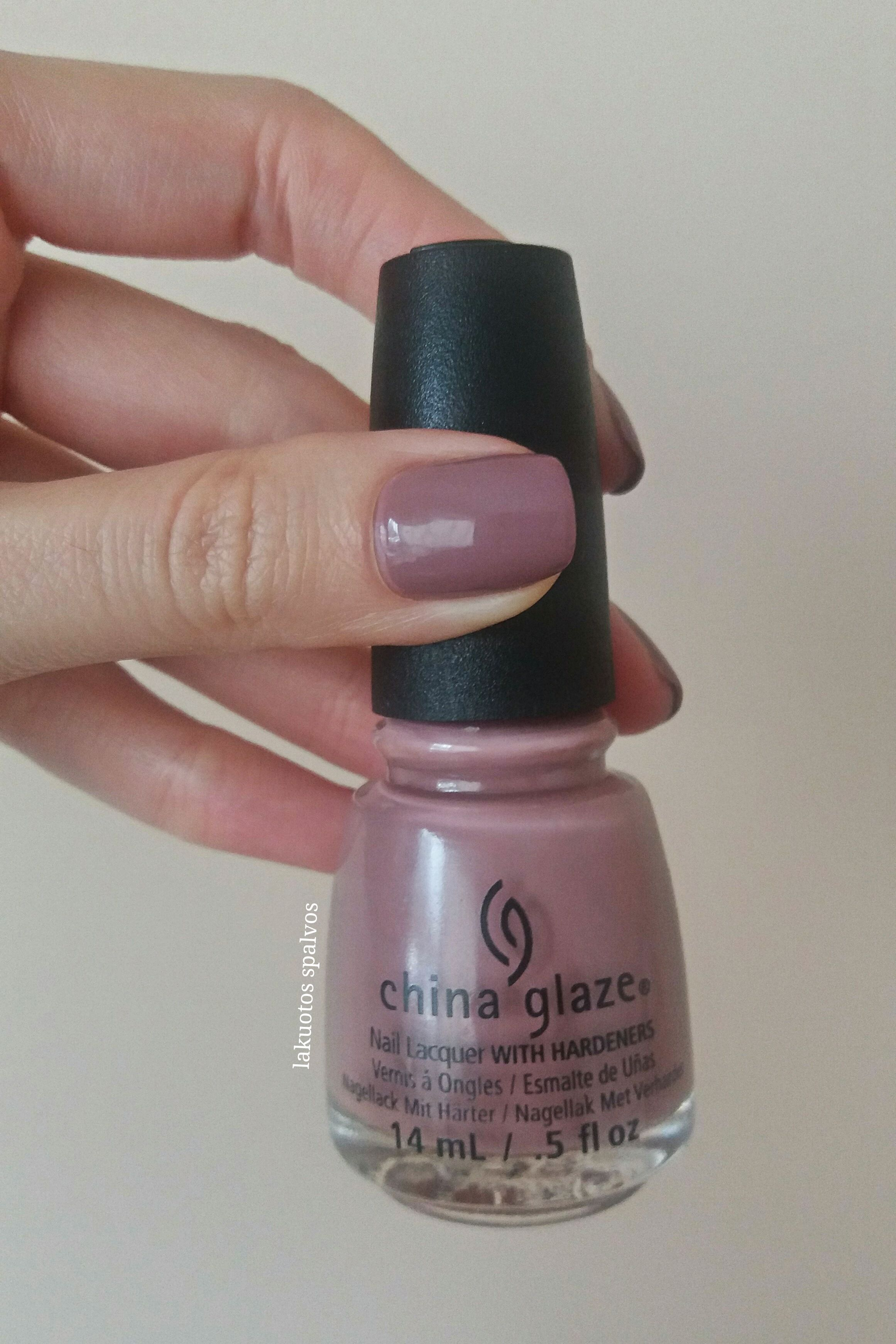 China glaze - My Lodge Or Yours