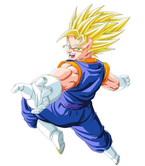 Super Saiyajin - Dragon Ball Wiki, Super Vegetto.png: