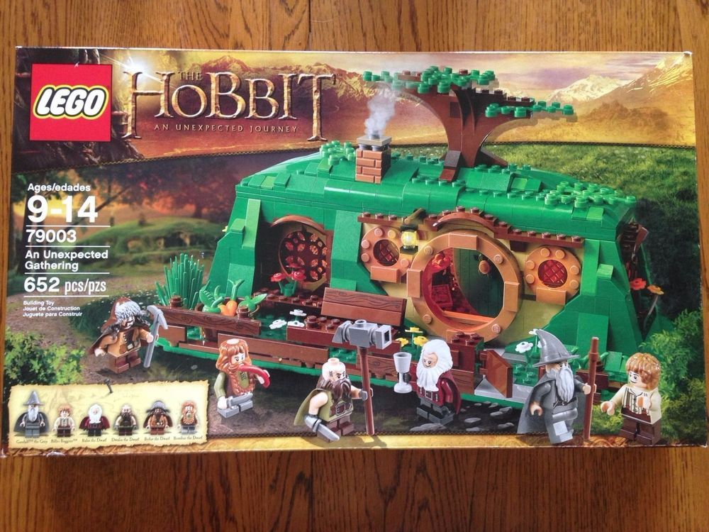 Lego Unexpected Gathering79003 The An Hobbit Im6bgYf7vy