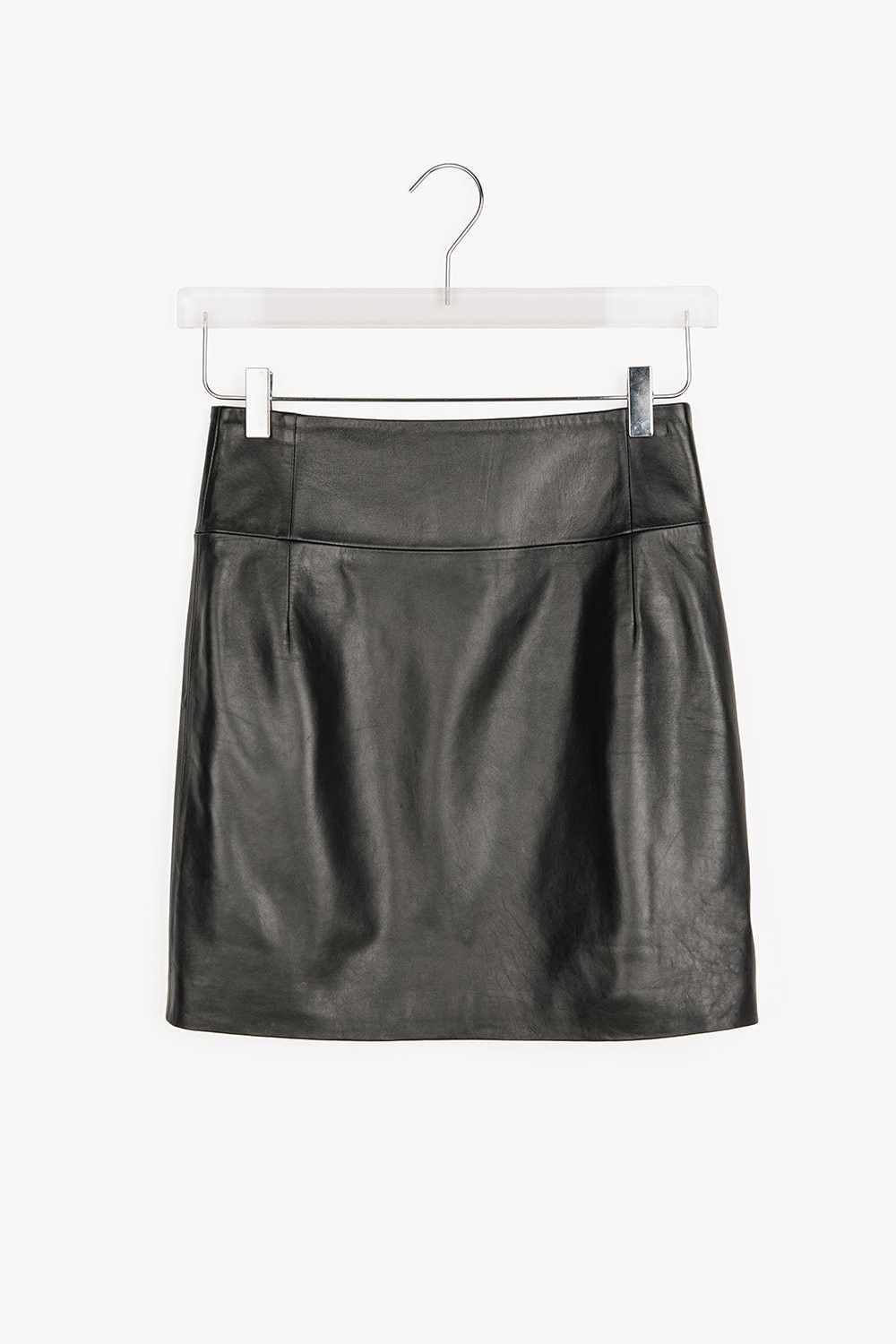 deb0821775 Genuine People High Waist Leather Mini Skirt - XS | Products in 2018 ...