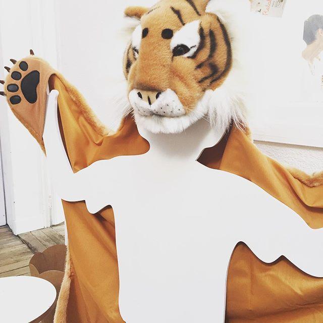 Rrrrrr! #ratatam  #ratatamkids #deguisementtigre #tigre #thekidshows @thekidshows