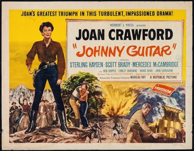 projetor antigo: Johnny Guitar 1954 Leg mp4  1954 , Drama/Faroeste , Ernest Borgnine , Frank Ferguson , Ian MacDonald , Joan Crawford , John Carradine , Legendado , Mercedes McCambridge , Nicholas Ray , Paul Fix , Royal Dano , Scott Brady , Sterling Hayden , Ward Bond