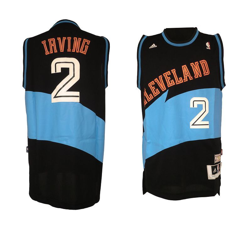 best service b4464 e2919 Cleveland Cavaliers #2 Kyrie Irving ABA Hardwood Classic ...