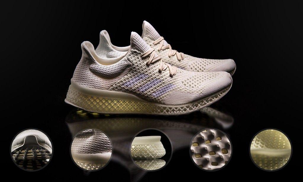 5226f6ef92ba3 Futurecraft 3D di Adidas  scarpe da corsa stampate in 3D su misura per i  vostri piedi