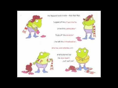 Froggy gets dressed by jonathan london englisch - Frosch englisch ...