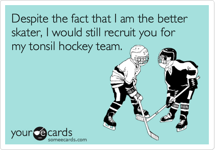 Hockey Pick Up Lines To Use On Guys
