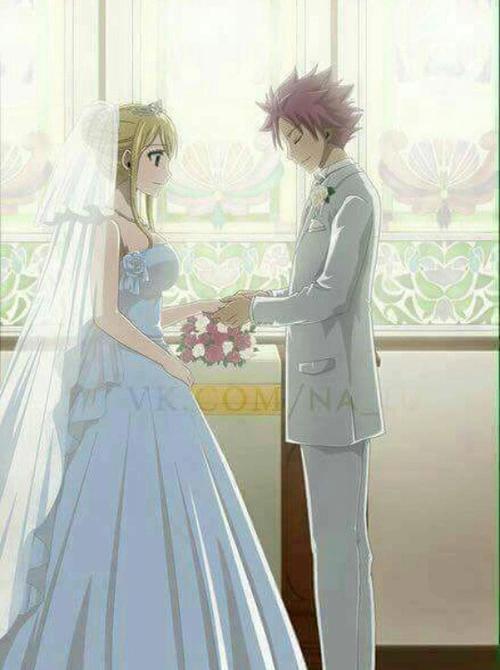 Nalu - matrimonio
