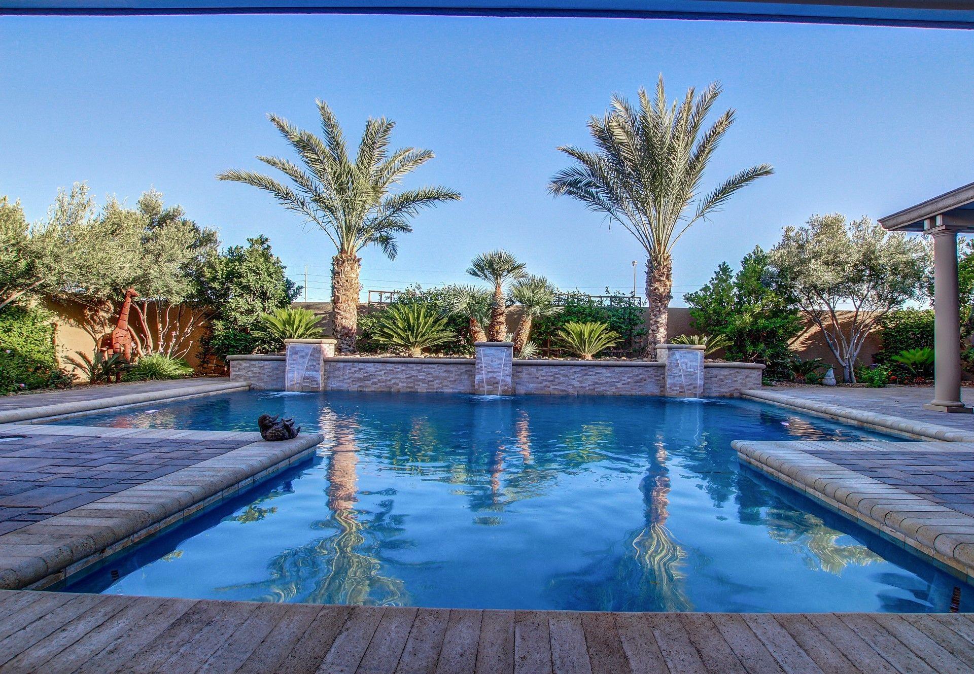 Beautiful Pool Design Nw Las Vegas Listing Backyard Pool Designs Pool Designs Beautiful Pools