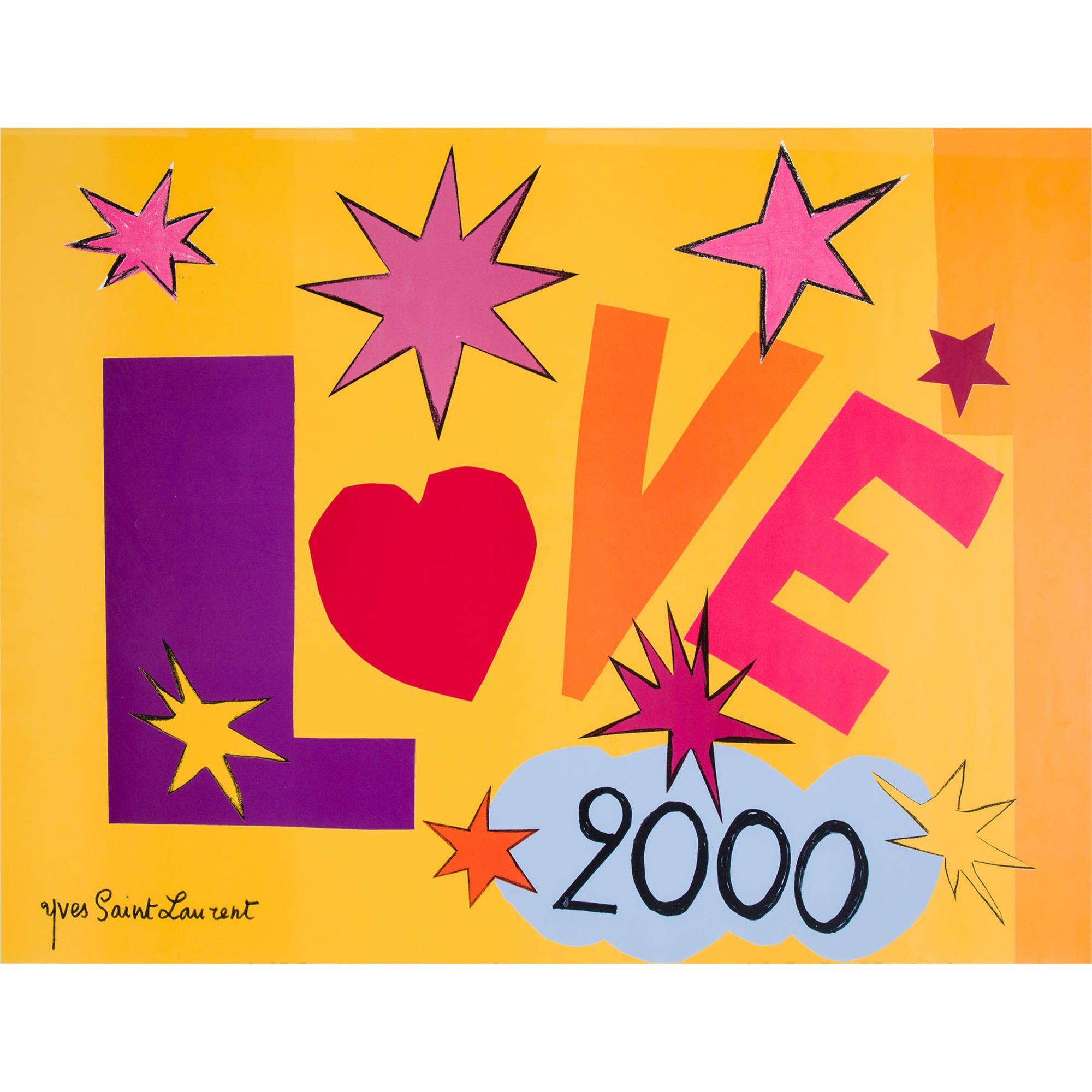 Yves Saint Laurent Love 2000