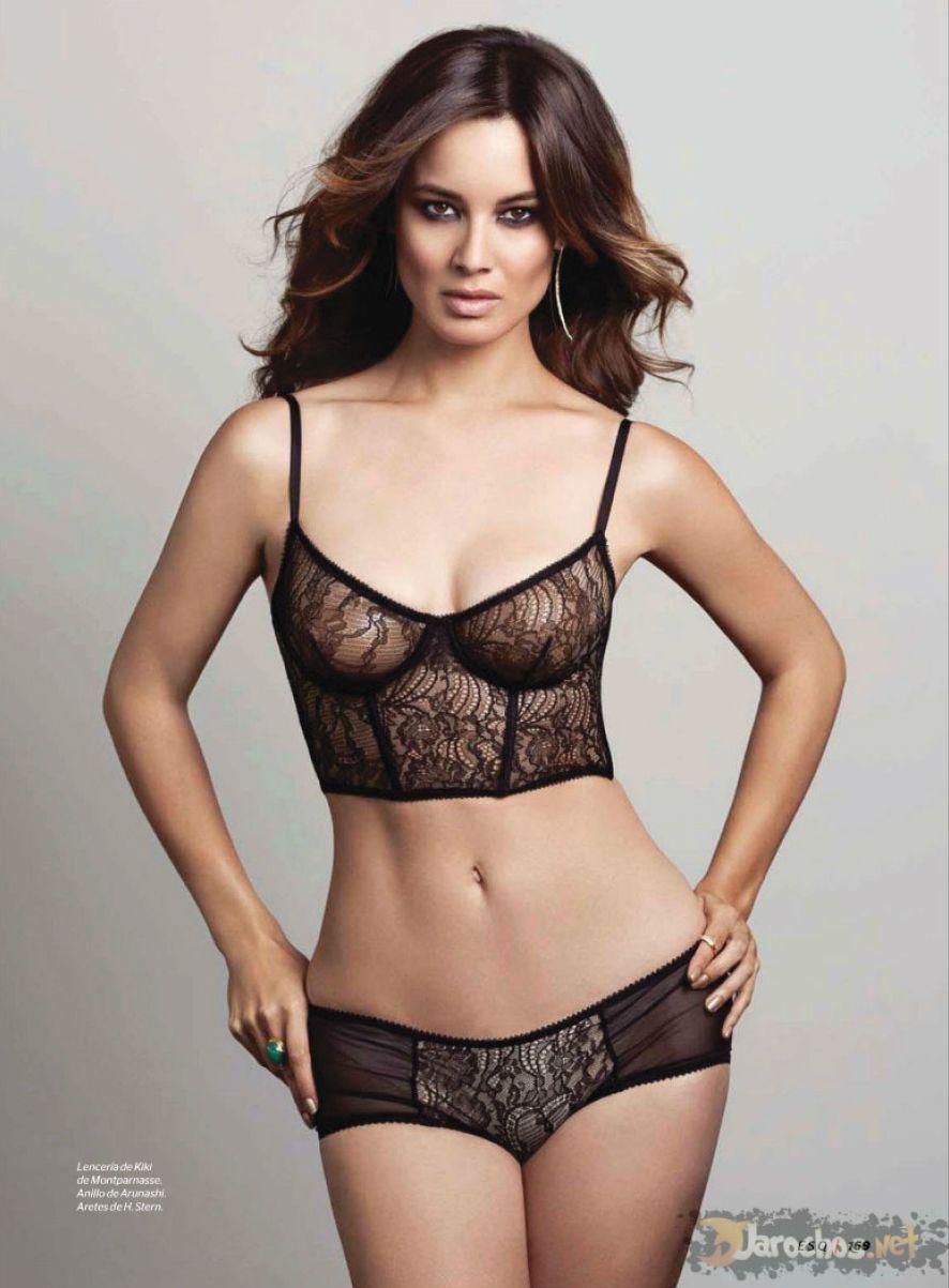 "Berenice Marlohe – ""Esquire"" Magazine Mexico 2012 November issue."
