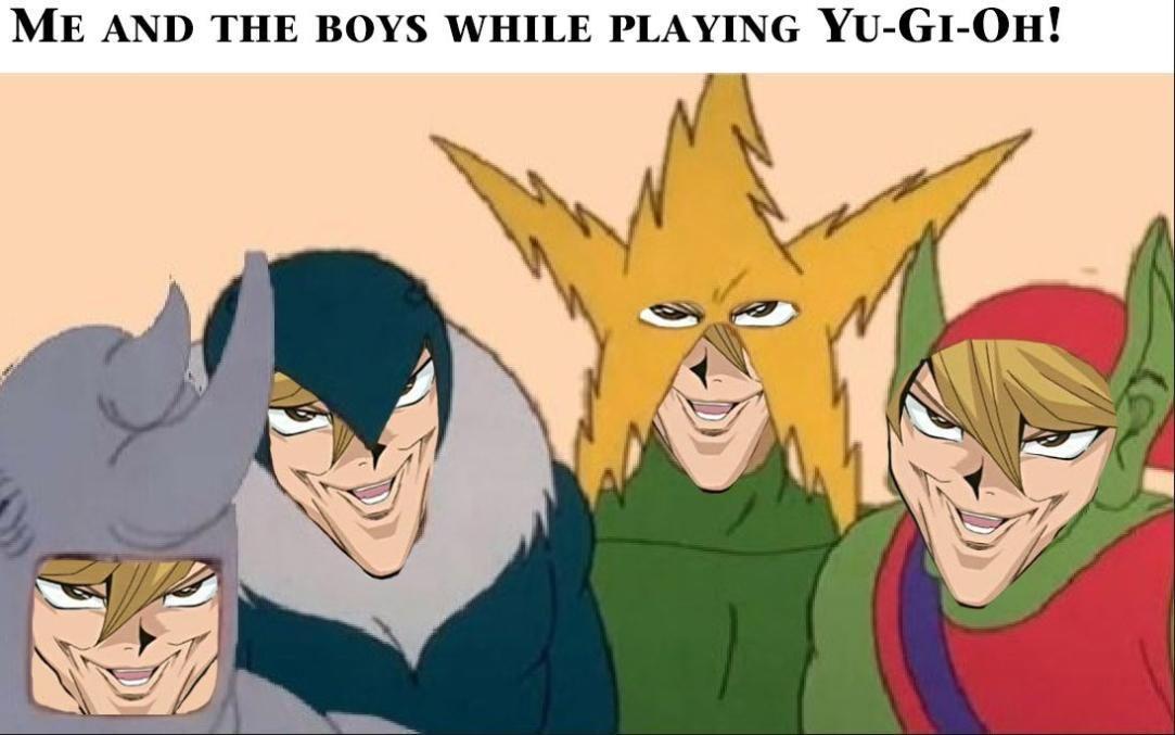 Me And The Joeys Me And The Boys Otaku Funny Anime Funny Funny Memes