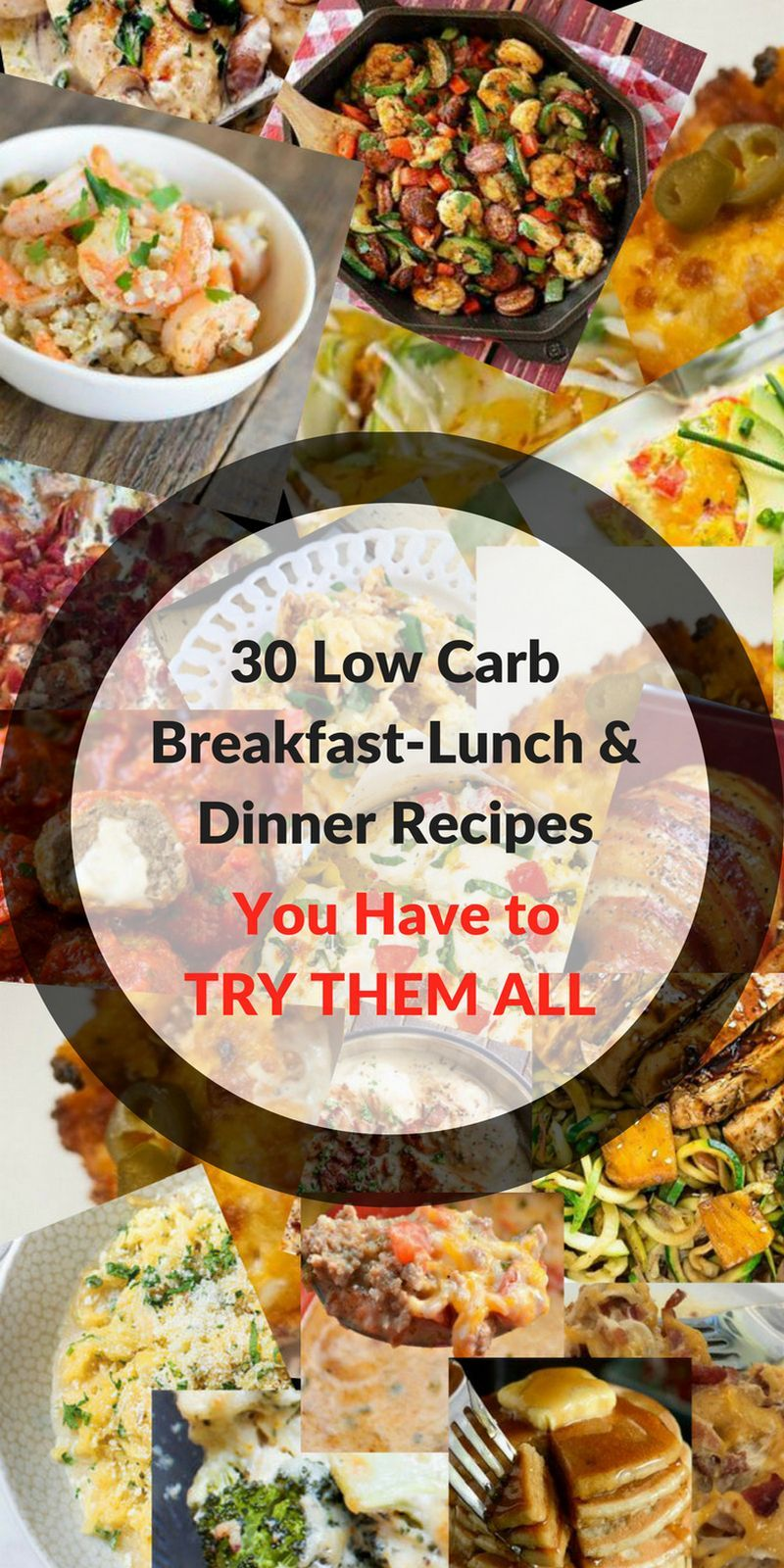 Avoid carbohydrates to lose weight