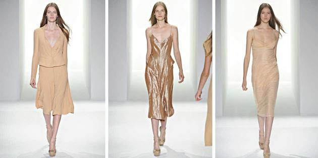 Calvin Klein Spring/Summer 2012