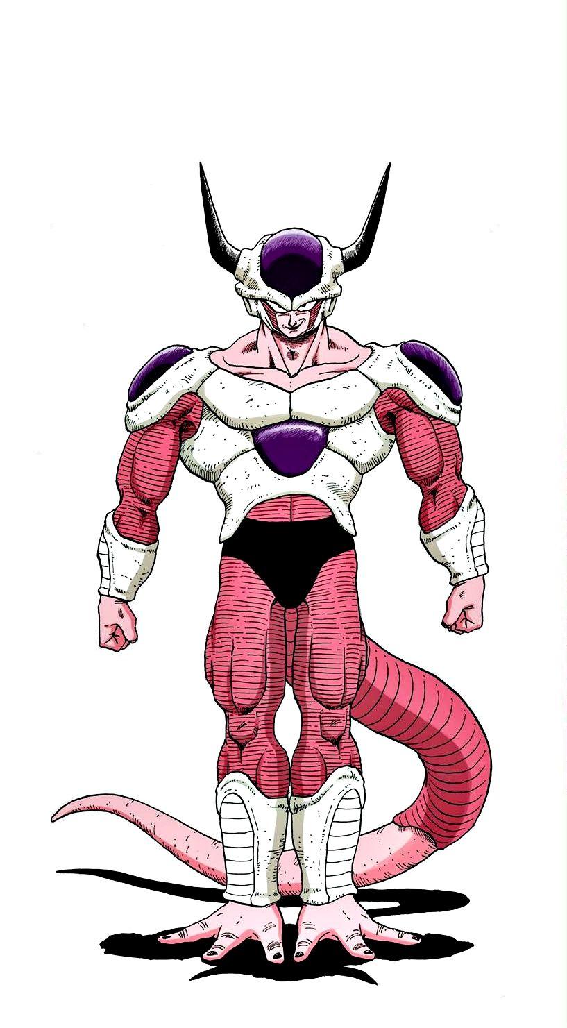 Freezer Second Form | DBZ | Pinterest | Dragon ball, Dragones y Goku