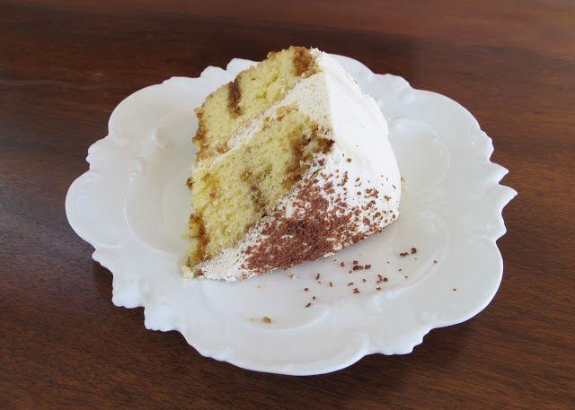 Easy Scrumptious Tiramisu Cake