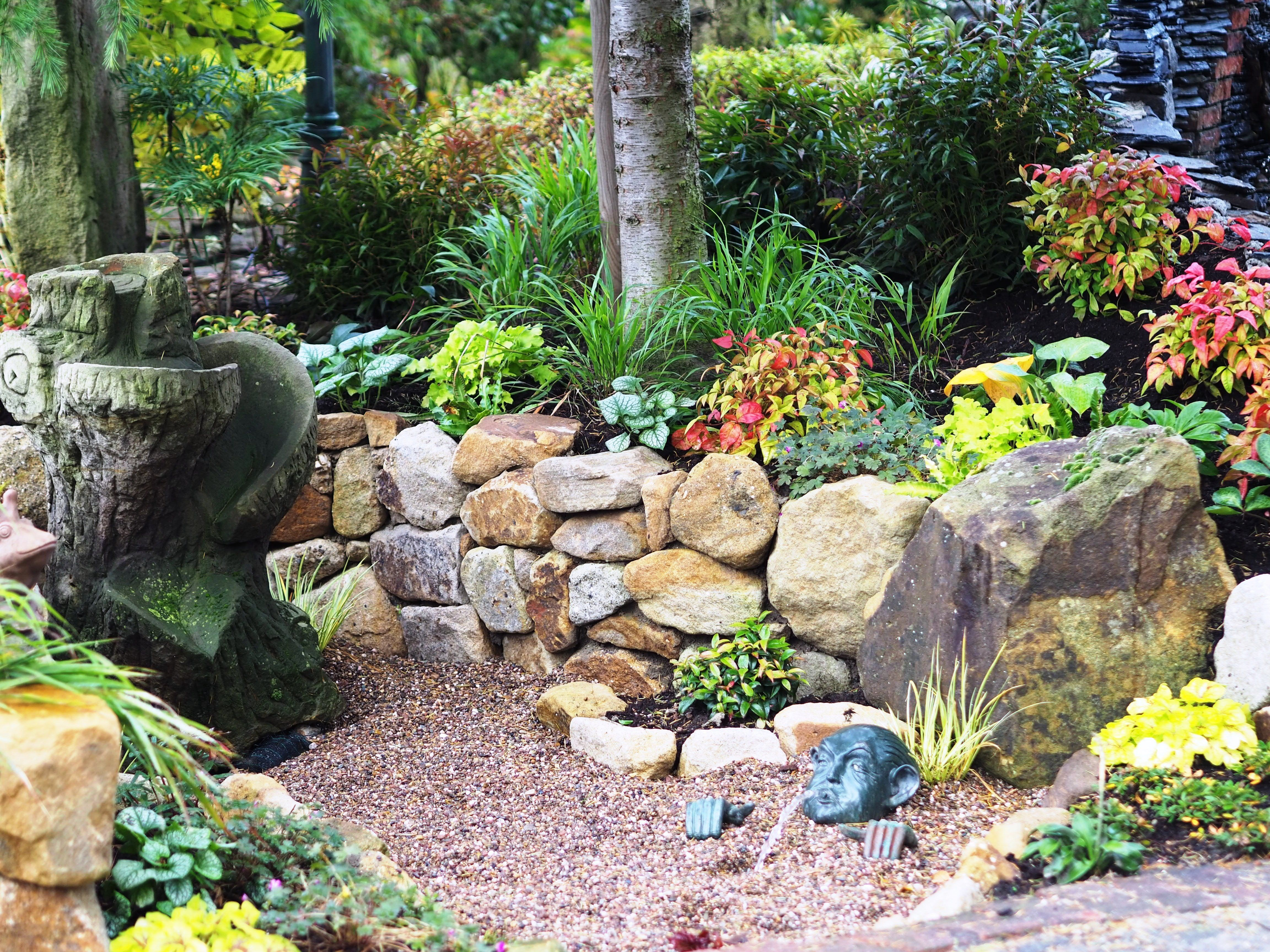 Schattenbeet Anlegen Farbe Ohne Bluten In 2020 Schattenbeet Garten Gartengestaltung