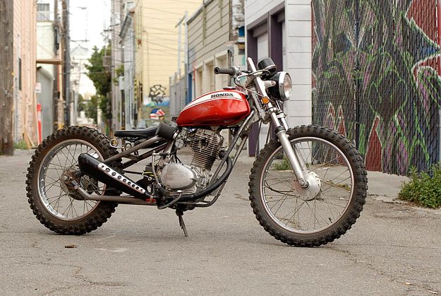 honda sl100 | honda, dirt biking and motorbikes