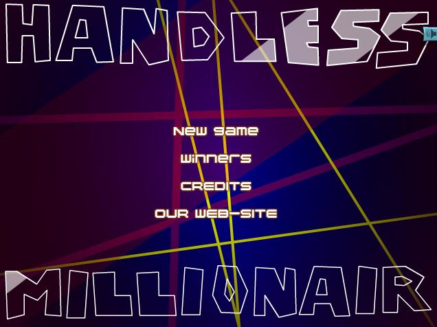 Handless Millionaire Unblocked Play At School