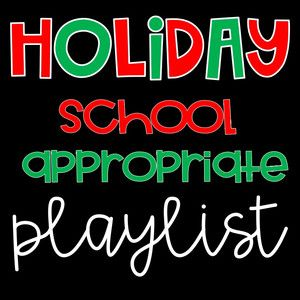 Christmas Classroom Playlist On Spotify Classroom Playlist Christmas Classroom Classroom