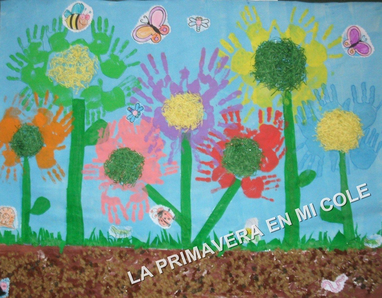Más de 50 nuevas ideas para decorar el aula en primavera | El aula ...
