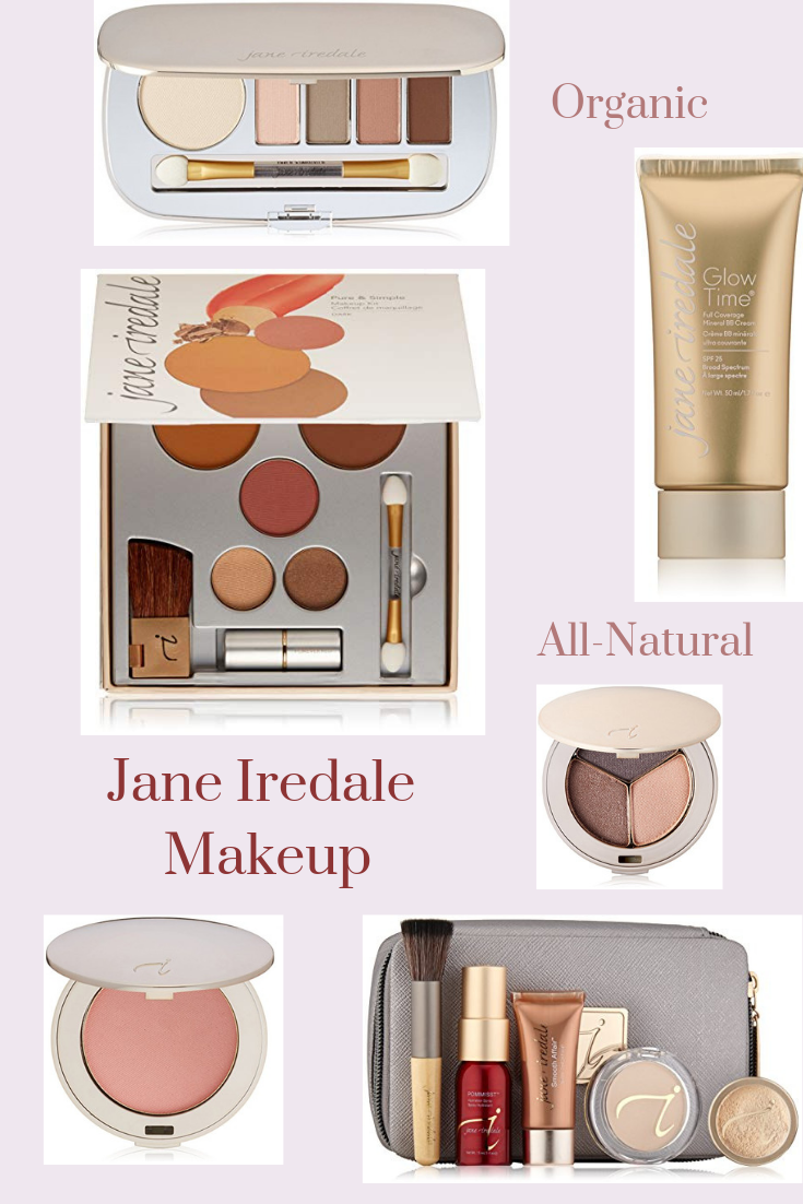 Why you'll love it Jane Iredale's makeup is packed with