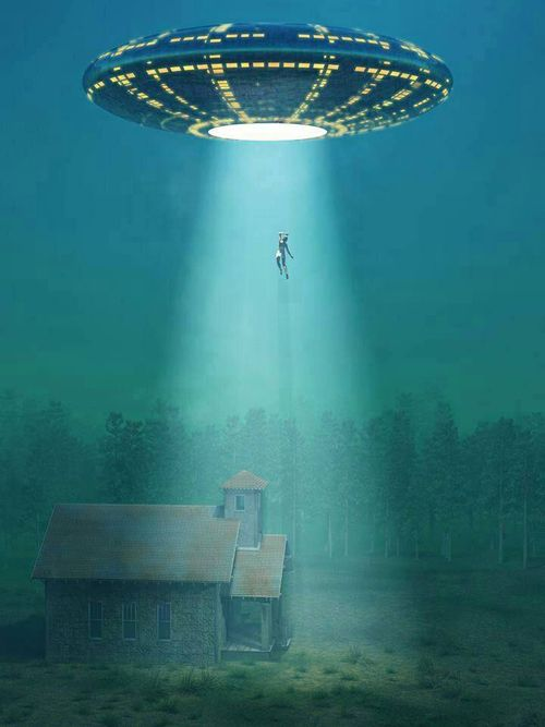 Pin by Mike Boyd on ~ UFO ART ~ in 2019 | UFO, Flying ...