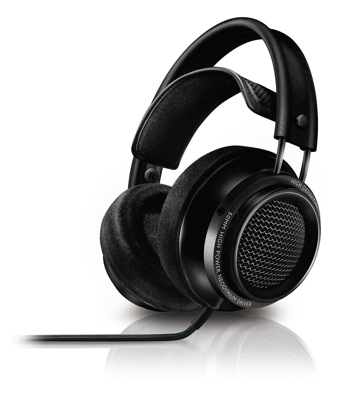 Philips X2 Casque Audio Filaire Son Haute Résolution Hi Res Basses
