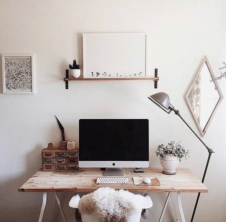 I Love This Home Inspiration House Living Space Room Scandinavian Nordic Inviting Style Comfy M Home Office Space Home Office Decor Minimalist Home