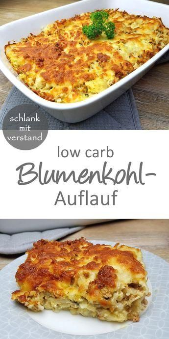 Photo of Low Carb Blumenkohl backen